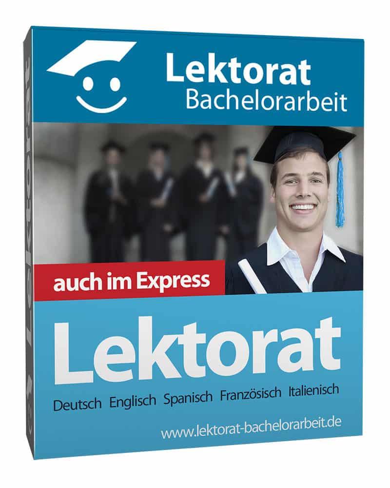Korrekturlesen und Lektorat einer Bachelorarbeit - im Express und auch Deutsch, Englisch, Spanisch, Französisch, Italienisch