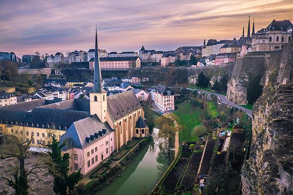 Lektorat & Korrekturlesen für Studenten aus Luxemburg / Luxembourg