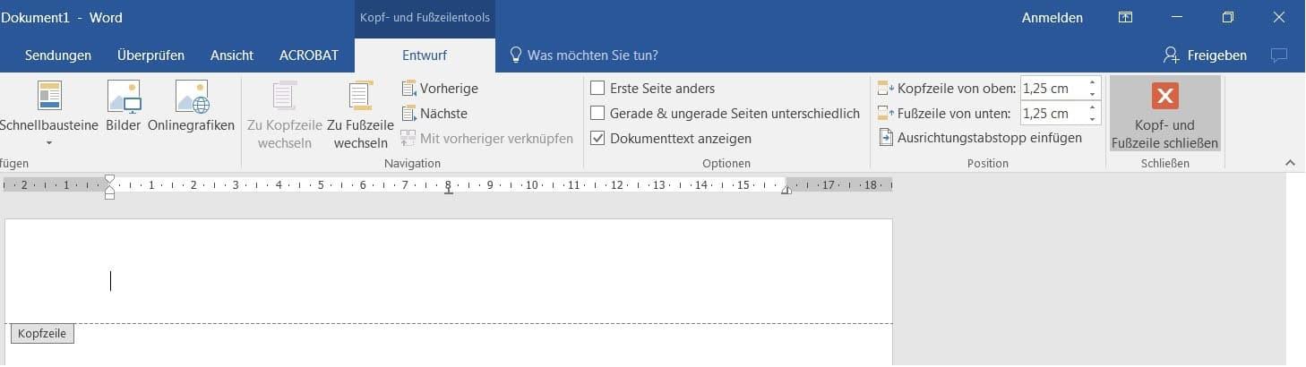 Tipp Schritt Für Schritt Die Seitennummerierung Formatieren
