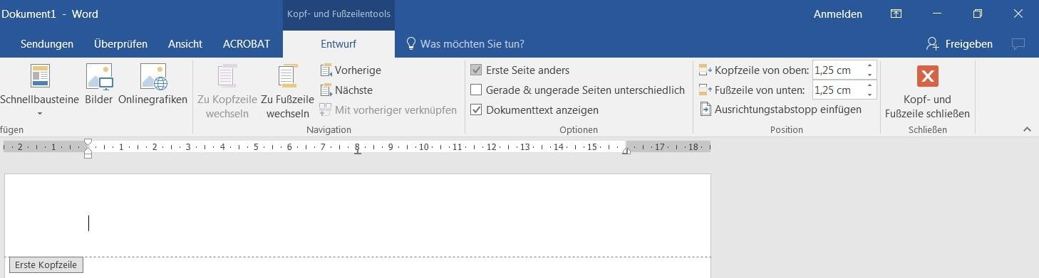 Seitennummerierung In Word Tipps Anleitung Zur Formatierung