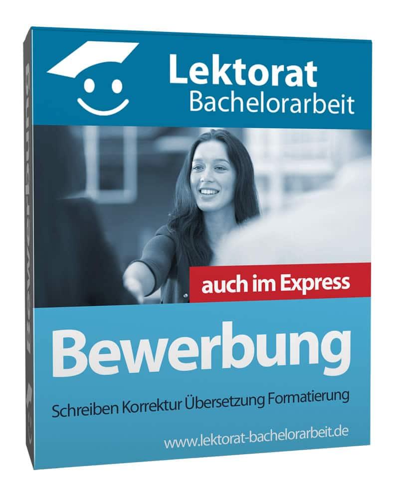 KORREKTUR BEWERBUNG + LEBENSLAUF korrekturlesen lassen