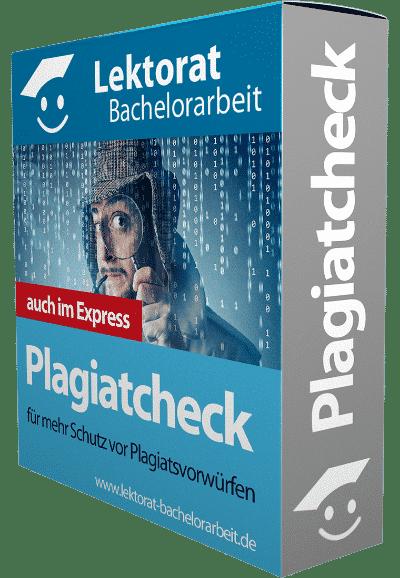 Plagiatsprüfung